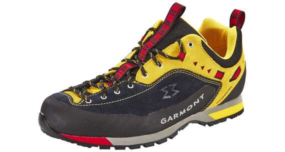 Garmont Dragontail LT Shoes Men Yellow/Anthracite